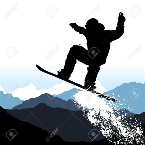 snowboard clipart racer clipart snowboard pencil and in color racer
