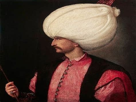 Ottoman Empire Suleiman The Magnificent Sultan Suleyman The Magnificent Tenth Sultan Of The Ottoman Empire