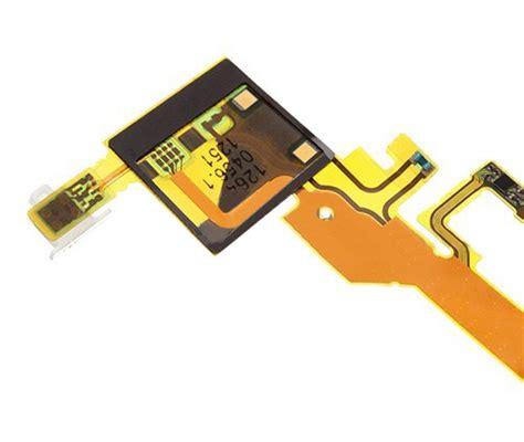 Flexibel Connector Sensor Sony Xperia Zr C5502 repuesto cable flex encendido volumen mute sony xperia z c6603 l