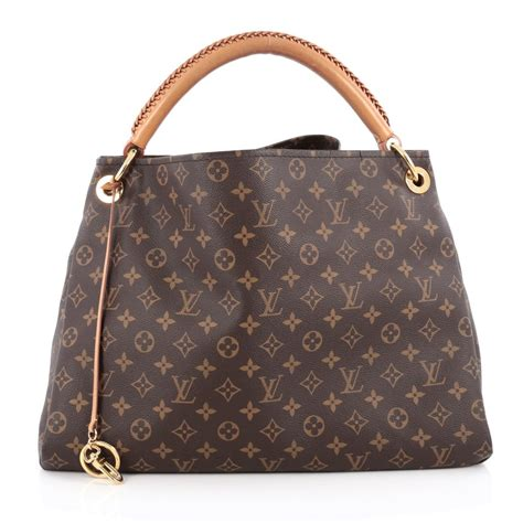 louis vuitton artsy mm bag buy louis vuitton artsy handbag monogram canvas mm brown