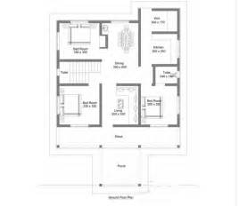 small budget home plans design kerala 1100 square feet 3 bhk low budget small elevation kerala