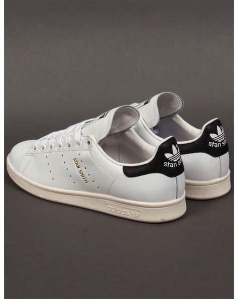Adidas Stant Smit Formen stan smith adidas white black herbusinessuk co uk
