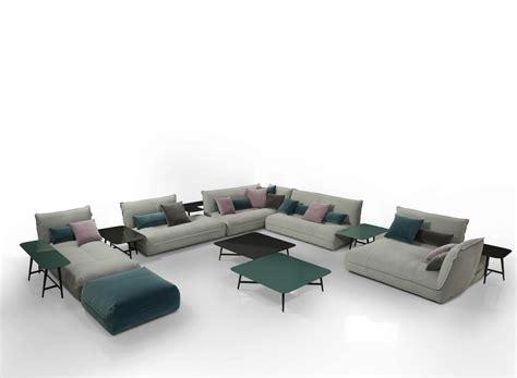 divano roche bobois divano modulare in cuoio octet by roche bobois design