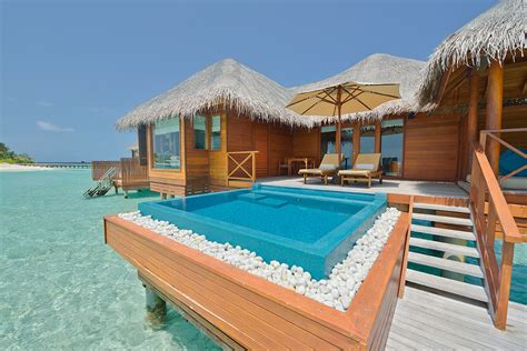 Small Beach House On Stilts All Inclusive Holidays In The Maldives Luxury Travel
