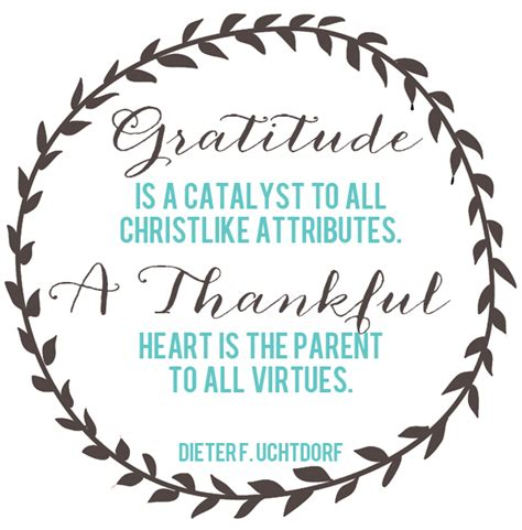 printable gratitude quotes a thankful heart free printable