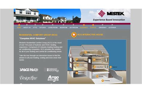 service guide residential comfort systems mestek residential comfort group launches website 2014