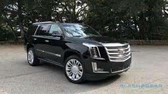 Cadillac Platinum 2016 Cadillac Escalade Platinum Gallery Slashgear