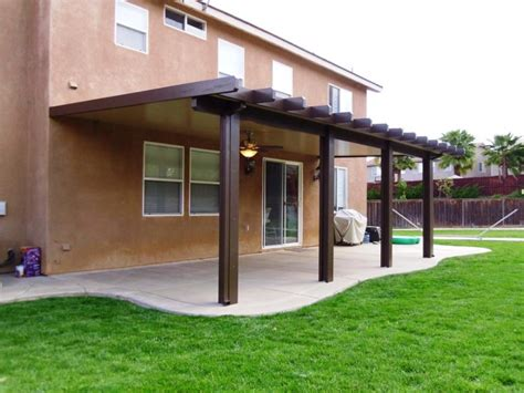 backyard awning shade exclusive alumawood patio covers awnings canopies with
