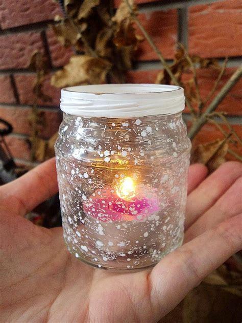 diy decorations candle jars 16 cutest diy jar decorations shelterness