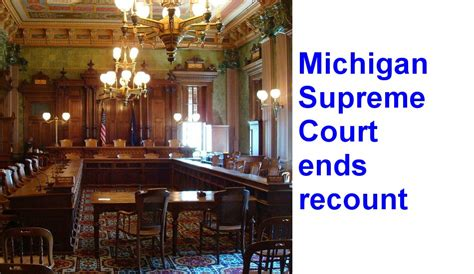 Michigan Supreme Court Search Michigan Supreme Court Decisions Images