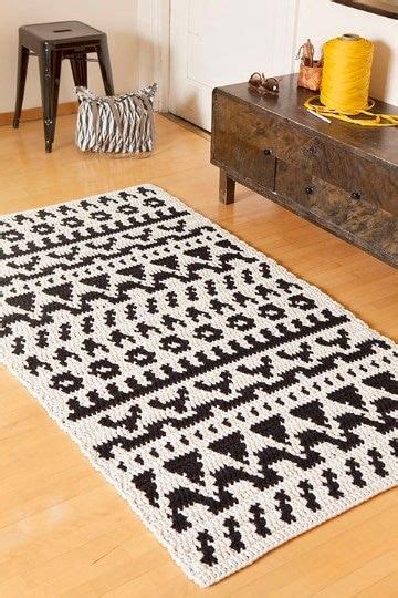 trapillo alfombra rectangular alfombra de trapillo rectangular patrones reciclar