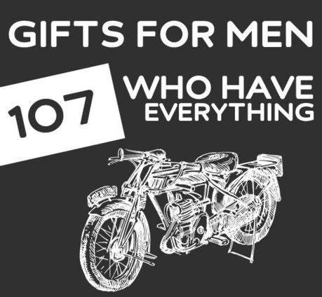 107 unique gifts for who everything