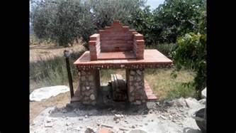 barbecue e forno in muratura da giardino come costruire un barbecue in muratura fai da te