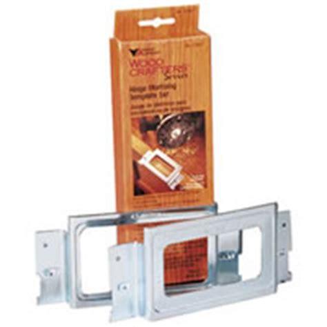 How To Hang A Door And Hinge Preparation Door Mortise Template