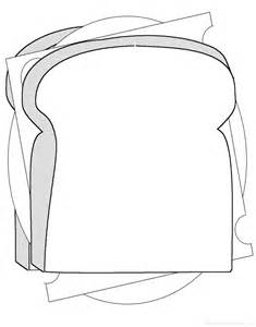 sandwich template for writing sandwich perimeter poem printable worksheet