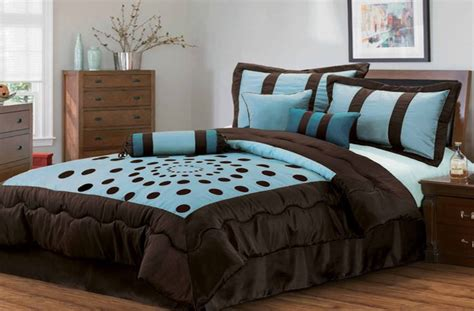 teal and brown comforter set brown and teal comforter set bedroom ideas pictures