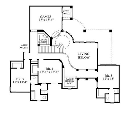 floor plan in spanish spanish style house floor plans house design ideas