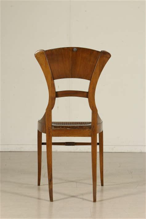sedie biedermeier gruppo quattro sedie biedermeier sedie poltrone divani