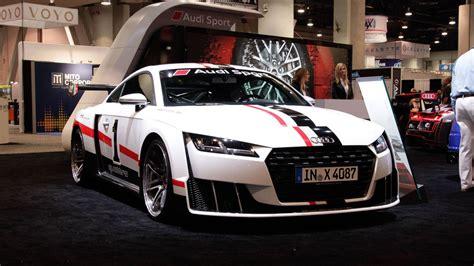 Audi Tt Clubsport by Foto Audi Tt Clubsport Turbo Concept Produce 600 De Cp