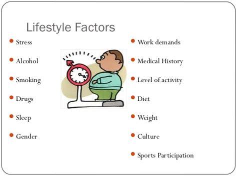Powerpoint 2010 3 3 1 lifestyle factors