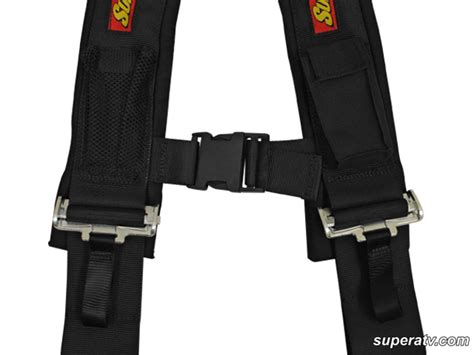 utv 5 point harness seat belt by atv