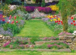 fotos de bultos en el jardin un jard 237 n con pendiente