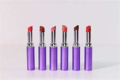Lipstik Mirabella Matte Terbaru til menawan dengan beragam jenis lipstik mirabella