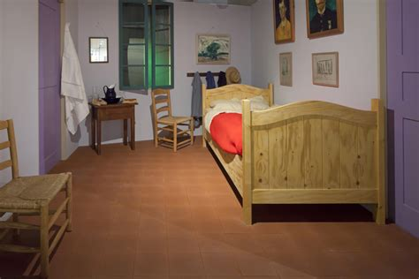 bedroom in arles analysis van gogh museum bedroom secrets