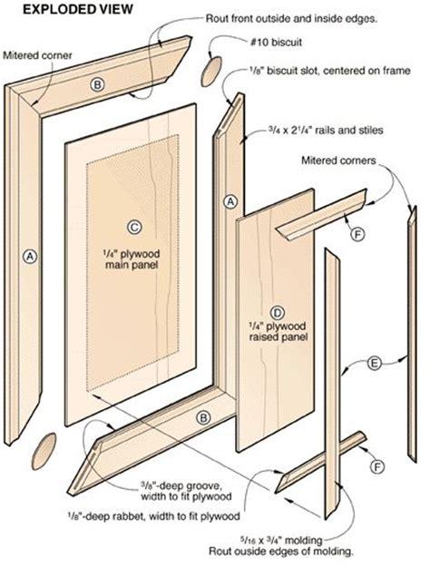Make Raised Panel Cabinet Doors 25 Best Ideas About Raised Panel Doors On Pinterest Diy 4 Panel Doors 4 Panel Doors And How