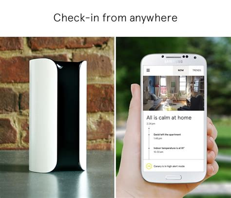 canary home security system enters sci fi territory for