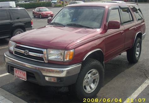 how to work on cars 1999 toyota 4runner auto manual 1999 toyota 4runner image 3