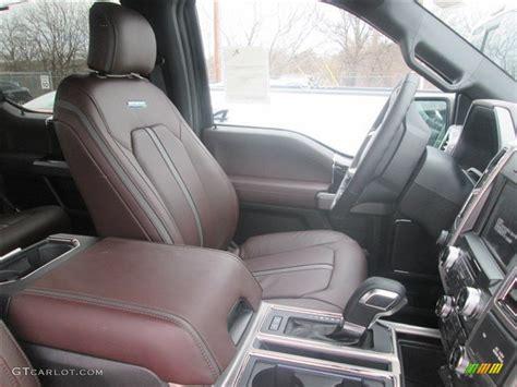 F150 Platinum Interior by Platinum Brunello Interior 2015 Ford F150 Platinum