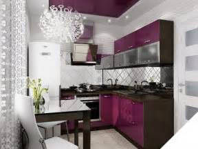 interior design trends 2017 purple kitchen house interior