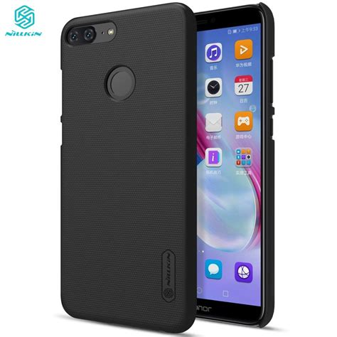 Hp Huawei X2 husa huawei honor 9 lite nillkin frosted shield black cu folie de protectie inclusa