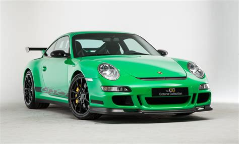 porsche 911 gt3 rs green sold cars the octane collection