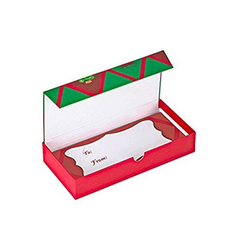 Return Gift Cards For Money - 6 christmas gift card holder boxes christmas money card import it all