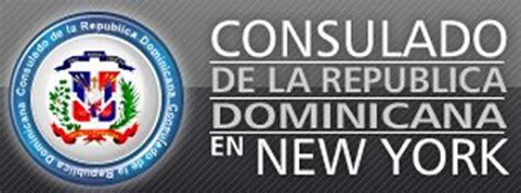 consolato dominicano a consulado de rd en ny advierte a dominicanos con problemas