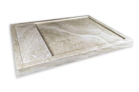 piatto doccia in marmo piatti doccia in marmo su misura marmood