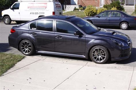 subaru legacy black rims rota g wheels on 2009 subaru legacy wheeldude com