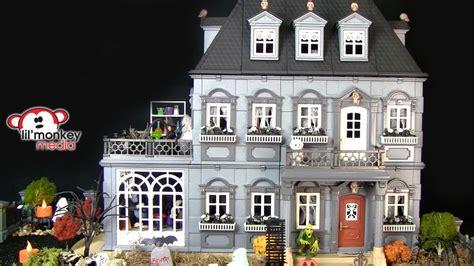playmobil nostalgie haus diy playmobil spooky mansion