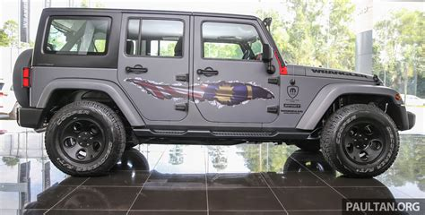 Jeep Wrangler 08 Gallery Jeep Wrangler Merdeka Edition Package Now