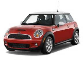 Mini Cooper Two Door Image 2010 Mini Cooper Hardtop 2 Door Coupe S Angular