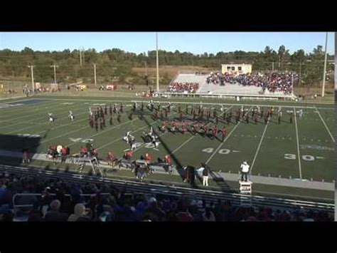 Hl College Mba by Center Hill High School Marching Band Performs In The 2014