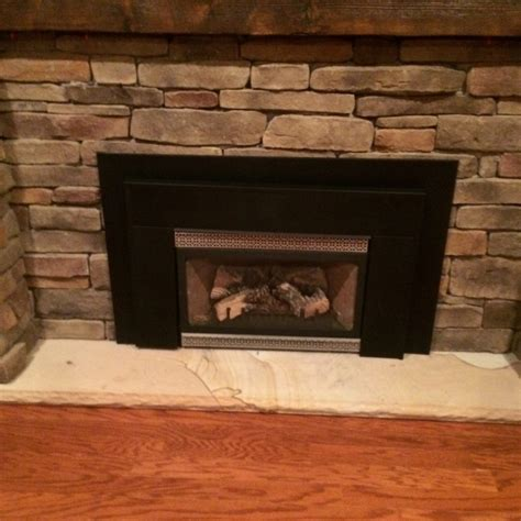 letgo gas fireplace insert in millstone nj