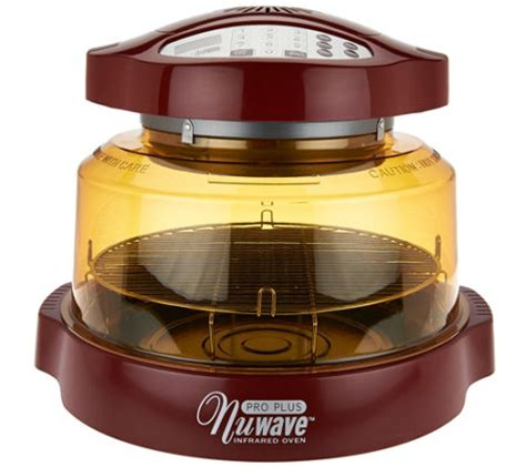 Nuwave Countertop Cooker by Nuwave Pro Plus 8 In 1 Digital Countertop Oven W Extender