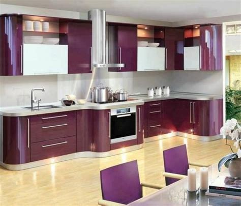 purple kitchen decorating ideas 14 ideas for modern colorful kitchen d 233 cor