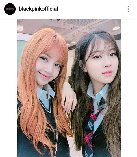 blackpink lisa instagram blackpink instagram update blink 블링크 amino