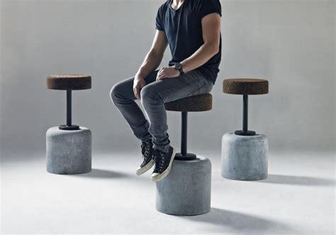 designer bar stools south africa cork bar stool by wiid design design indaba