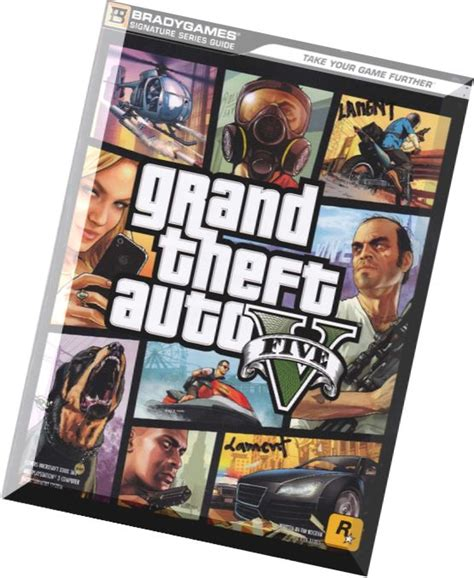 weirdbook 37 books grand theft auto v signature series guide pdf