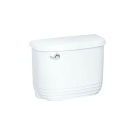 sterling riverton insulated toilet tank only in white